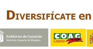 Logos Diversifícate en lo Rural