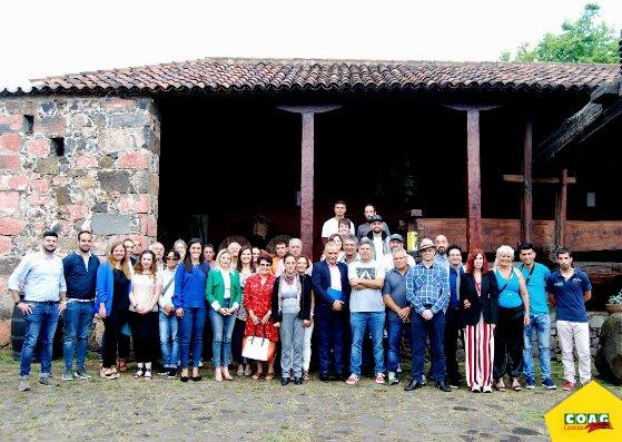 COAG Canarias Labrando Empleo II Clausura