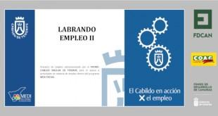 LABRANDO EMPLEO II CARTEL 1
