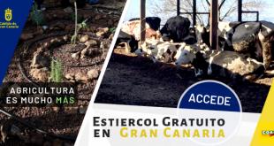 Banner COAG Canarias Estiercol Gratuito