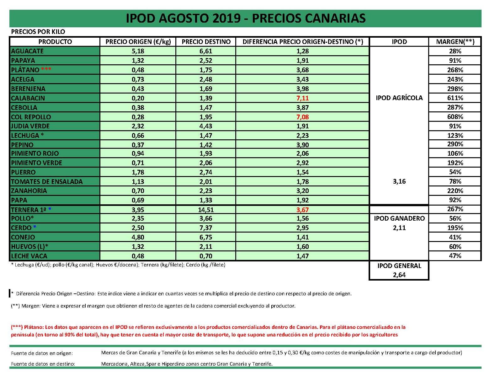 IPOD CANARIAS 08.19
