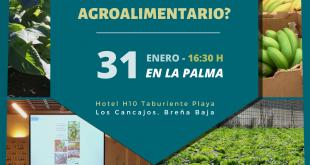 Cartel Jornada La Palma 31.01.2020